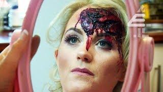 """I'm Gonna Kill Him"" – Bride Gets ZOMBIE Wedding?? | Don't Tell The Bride Ireland"
