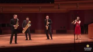 Fuego Quartet - Escaich: Tango Virtuoso