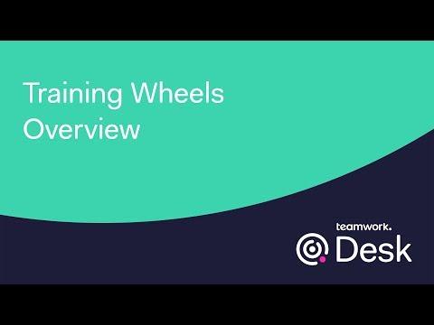 Teamwork Desk - Training Wheels Overview - YouTube