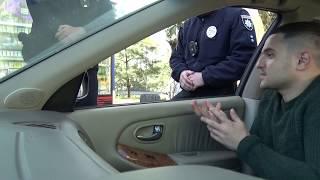 Позитивные полицейские из Одессы троллят ZP Санька!