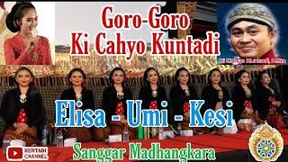 GORO-GORO Ki Cahyo Kuntadi,M.Sn. Bersama : ELISA ORCARUS