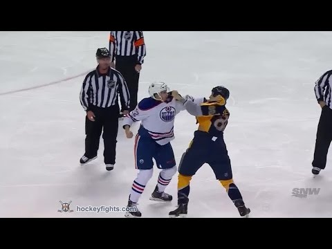 Keith Aulie vs Chris Stewart
