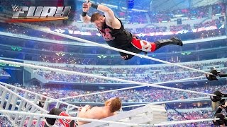 22 times Superstars were decimated by ladders: WWE Fury