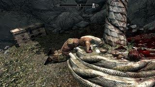 The Elder Scrolls V: Skyrim. Добыть кровь лесного эльфа. Прохождение от SAFa