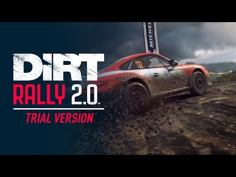 Rise to the Challenge - Trial Version Trailer - DiRT Rally 2.0