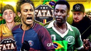 FIFA 18: F8TAL GRUPPENSPIEL vs Der Keller 🔥 Pele vs Neymar 😱