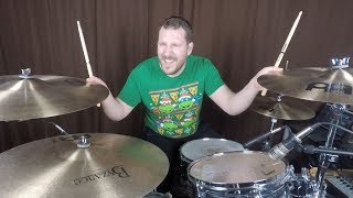 Blink 182   Not Another Christmas Song   (Drum Cover)