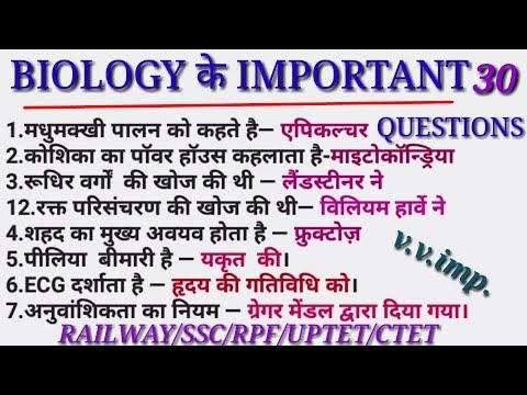 Science gk quiz// imp question answer for Railway, UPTET