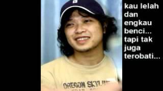 Gambar cover Itu Bukan Cinta with Lyrics - by Letto 2011.