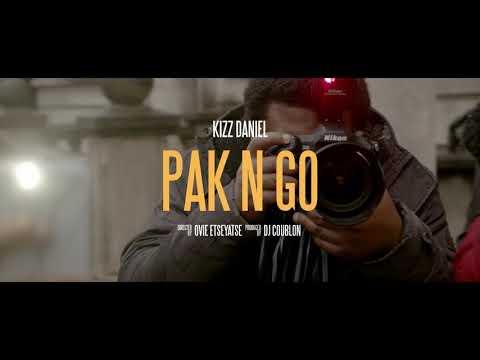"Kizz Daniel – ""Pak 'n' Go"""
