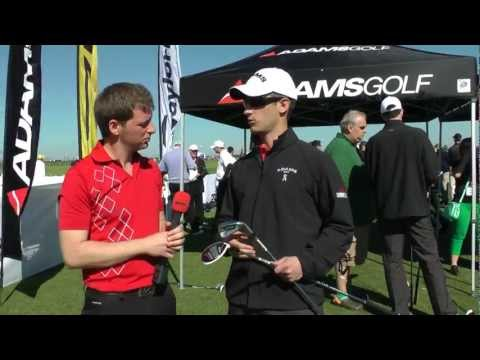 Adams Golf Super S Hybrid and Iron Combo Set Interview – 2013 PGA Merchandise Show – Today's Golfer