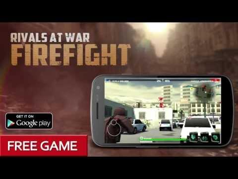 Video of Rivals at War: Firefight