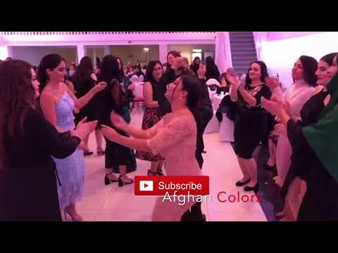 رقص مست دختران عربی در عروسی  2018
