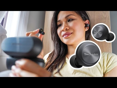 External Review Video Fxb7ToZVmBI for Panasonic RZ-S300W & RZ-S500W Wireless Headphones
