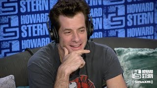 Mark Ronson Explains Why He Wanted to Produce a Song With Howard Stern