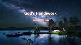 God's Handiwork by Zig Ziglar