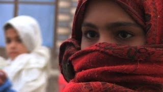 Afghanistan's growing number of child drug addicts