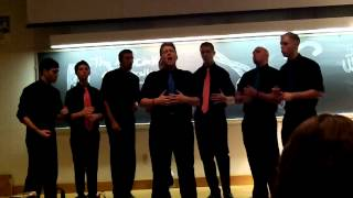 Turning Tables - Adele Acapella (Umass Doo Wop Shop)