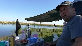 Отчёт о рыбалке салтаим