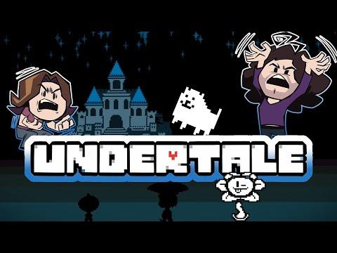 Game Grumps Stream... Arin & Dan play Undertale Genocide! PART 6