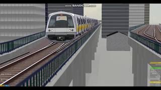 [OpenBVE] HCRT C751B Repaint On Airport Express Line