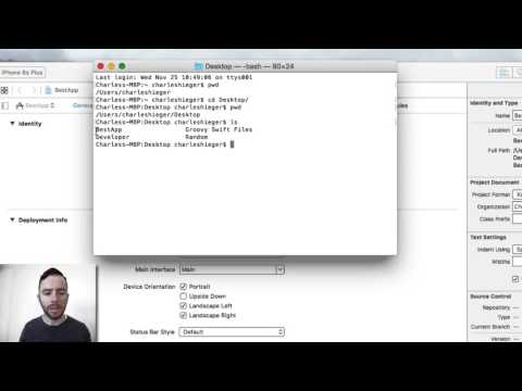 Using Git with Terminal | CodePath iOS Cliffnotes