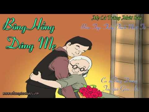 Bông hồng dâng Mẹ