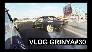 VG#30 - сборка мотора за минуту и крэш на дрифт финале