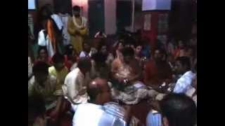 preview picture of video 'Nabadwip Sonar Gouranga Mandir'
