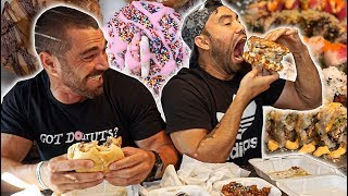 Wicked Cheat Day with Nate Figgs | Got Donuts?