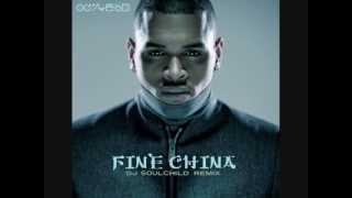 CHRIS BROWN - Fine China (DJ Soulchild Remix)