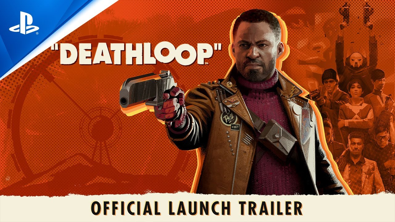 Arkane's favorite Deathloop loadouts: create your perfect Colt with these character builds