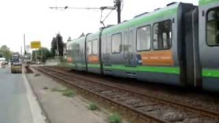 preview picture of video 'Der Gleiswechsel in Gleidingen Süd'