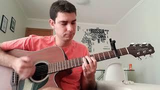 Wagon Wheel - Darius Rucker's version (Fingerstyle Guitar)