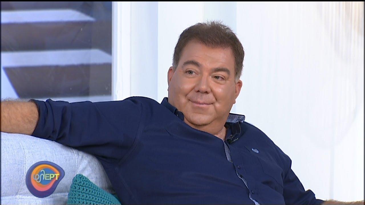 Ο Μάκης Πατέλης φλΕΡΤαρει στην παρέα μας! | 29/05/2020 | ΕΡΤ