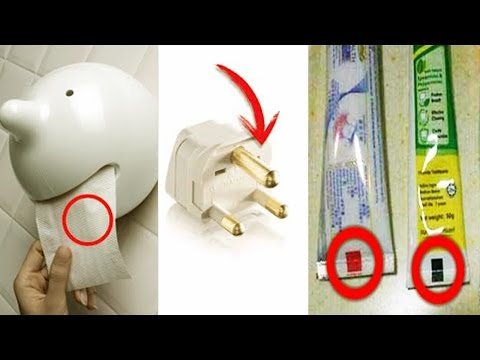 8 Things You Didn't Know About Everyday Objects
