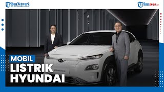 Hyundai Pastikan Mobil Listrik Ioniq dan Kona Aman Digunakan saat Hujan