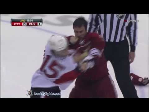 Kyle Chipchura vs. Zack Smith