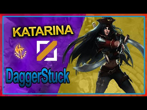 KATARINA - DaggerStuck | League of Legends #3