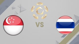 [02.04.2017]  Singapore vs ThailandB [Chung kết] [The Intercontinentals 2017]