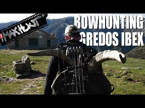 Bowhunting Gredos Ibex – Max Hunt in Spain