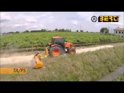 Berti TA / PS - Vorführmaschine