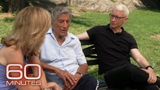 Anderson Cooper on witnessing Tony Bennett's final act