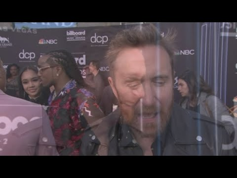 Grammy-winning DJ-producer David Guetta says he's been able to stick around in pop music for more than three decades because he stays mostly behind the scenes. (May 23)