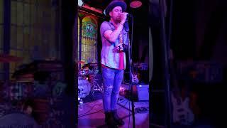 "David Cook - ""Life on the Moon"" acoustic (Ames - Maintenance Shop)"