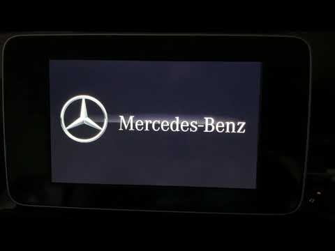 MERCEDES COMAND Audio20 CarPlay+Android Auto OBD unlock