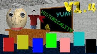 SECRET ENDING v1.4!! Baldi's Basics in Education and Learning
