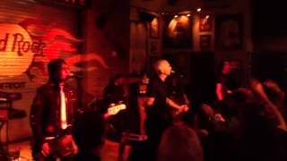 Everclear Hard Rock Cafe Detroit 10/31/12