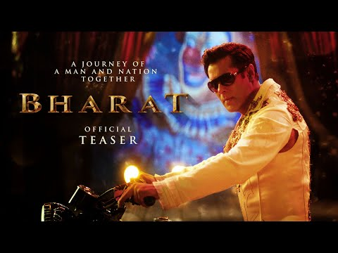 Actor Salman Khan BHARAT Official Teaser EID 2019
