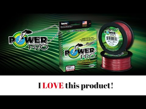 Power Pro Braided Line Review